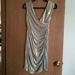 Marc New York Metalic Dress